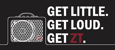 ZT Amplifiers - The loudest little amps in the world