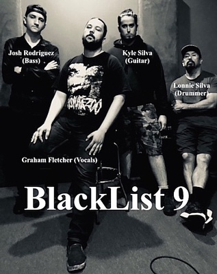 Metal Meat interview with BlackList 9 of Southern California